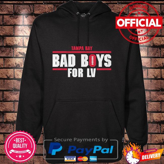 Bad boys for lv s Hoodie black
