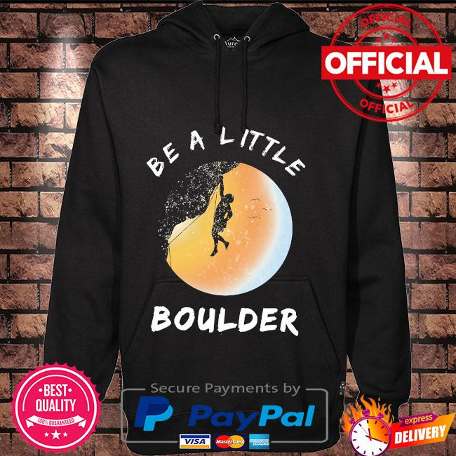 Bealittle Boulder Hoodie black