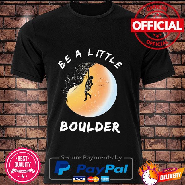 Bealittle Boulder shirt