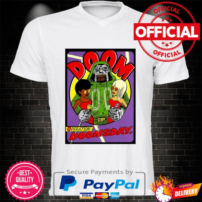 Doom operation doomsday shirt