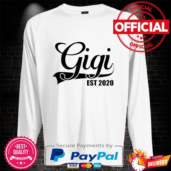 Gigi est 2020 Sweater white