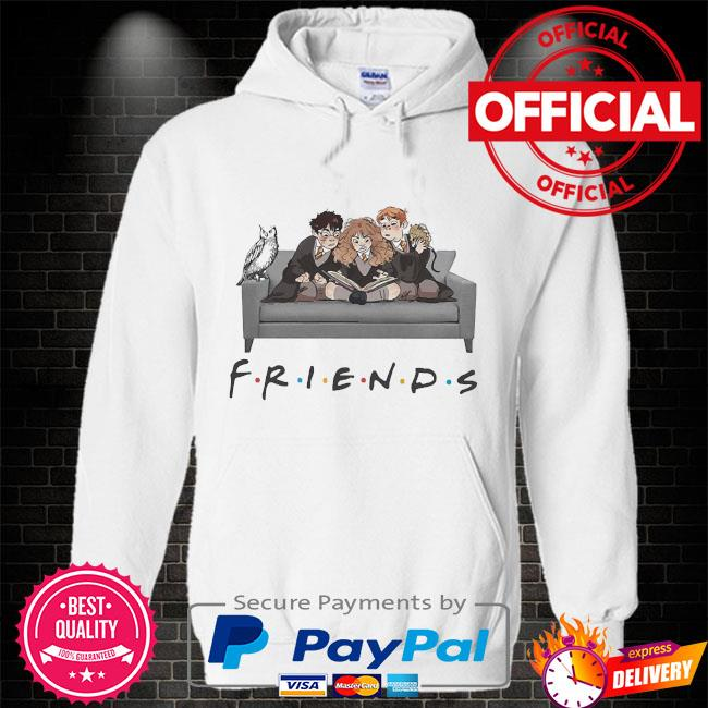 Harry potter emma watson and rupert grint friends Hoodie white