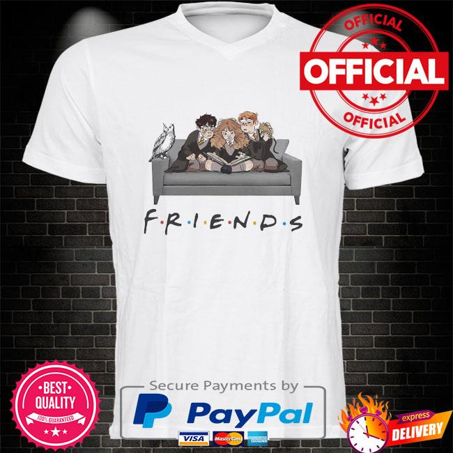Harry potter emma watson and rupert grint friends shirt