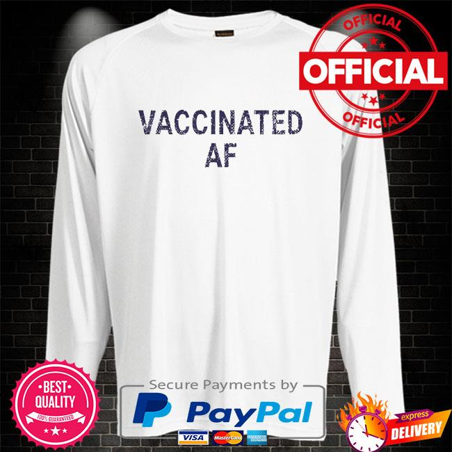 Lisa guerrero vaccinated af Sweater white
