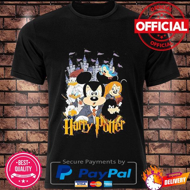 Mickey disney harry potter 2021 shirt