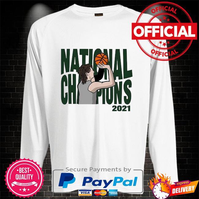 National Champions 2021 Sweater white
