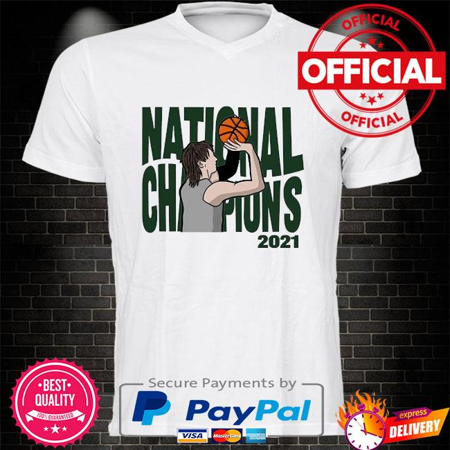 National Champions 2021 shirt