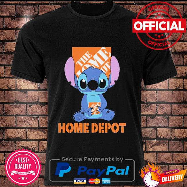 Official Baby stitch hug Home Depot 2021 shirt
