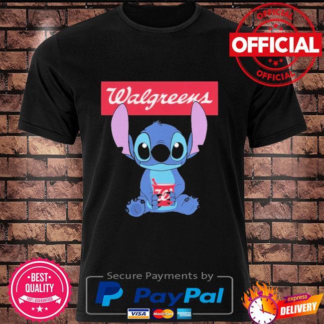 Official Baby stitch hug Walgreens 2021 shirt