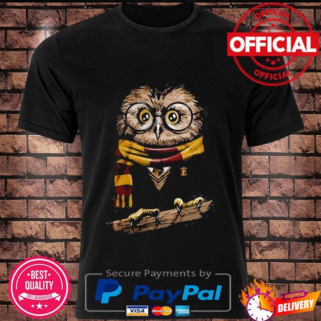 Owl harry potter shirt