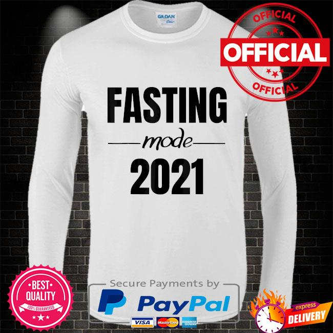 Ramadan fasting mode shirt fasting muslim ramadan 2021 Long sleeve white