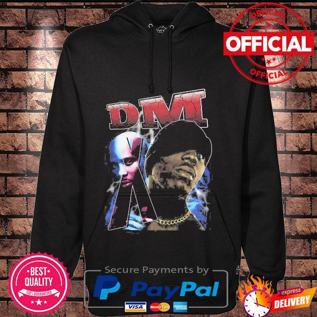 Rip Dmx rap X Hoodie black
