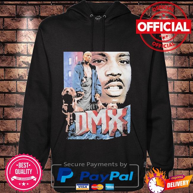 Rip Dmx Rapper 1970-2021 t-s Hoodie black