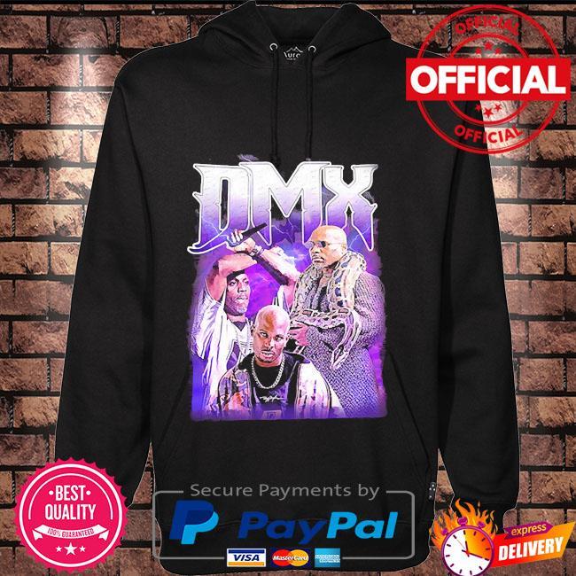 Rip Dmx Rapper 2021 Hoodie black
