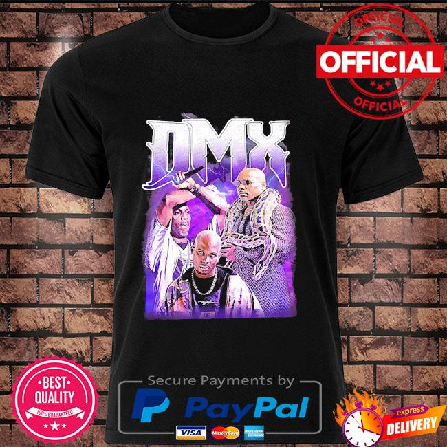 Rip Dmx Rapper 2021 shirt