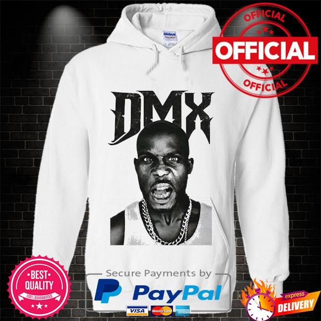 Rip Dmx Rapper American 2021 Hoodie white