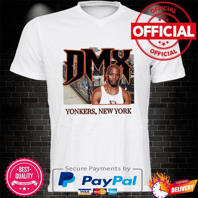 Rip Dmx yonkers new york shirt