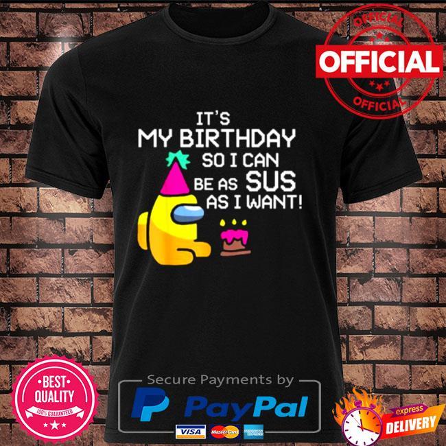 Among us Hoodie Gamers T shirt Thats Sus Gaming Sweat shirt
