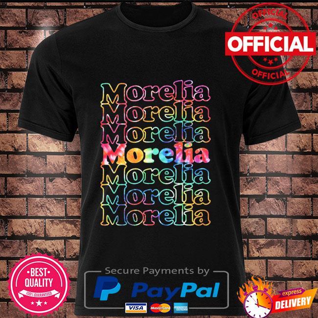 Morelia mexico tie dye shirt
