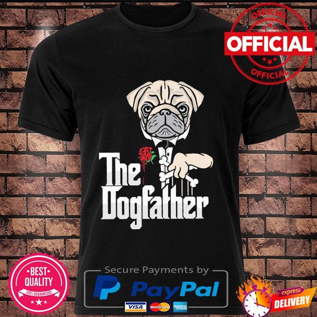 Pitbull the dogfather shirt