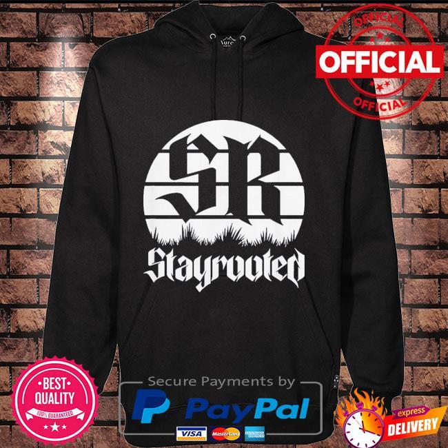 Stayrooted grw Hoodie black