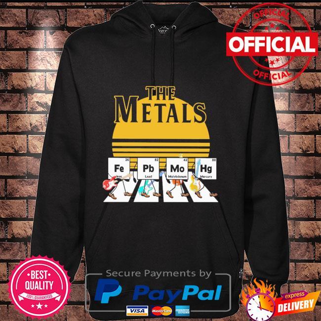 The Metals Fep Mohg Abbey Road Hoodie black