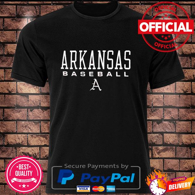 ArKansas Razorbacks True Sport Baseball shirt