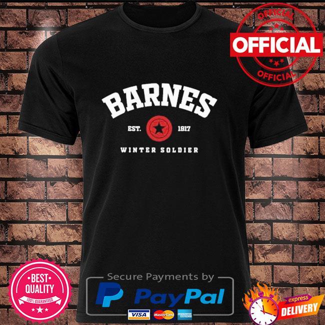 Barnes Est 1917 winter soldier shirt