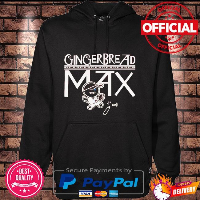 Gingerbread max Hoodie black