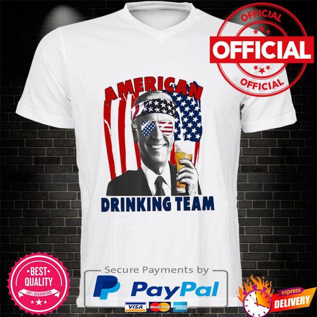 Joe Biden drinking beer shirt 4th of july shirt