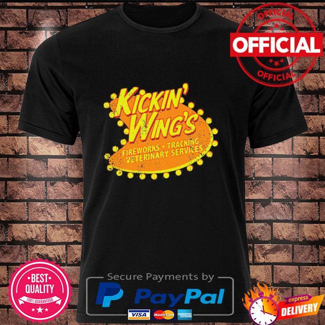 Kickin Wing Joe Dirt Shirt