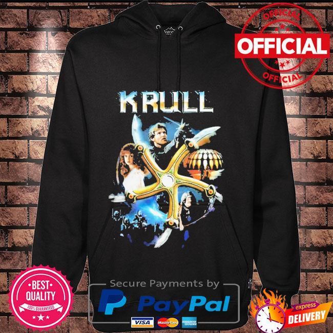 Krull krull Hoodie black