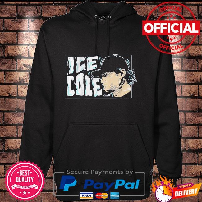 Official gerrit ice cole new york 2021 Hoodie black