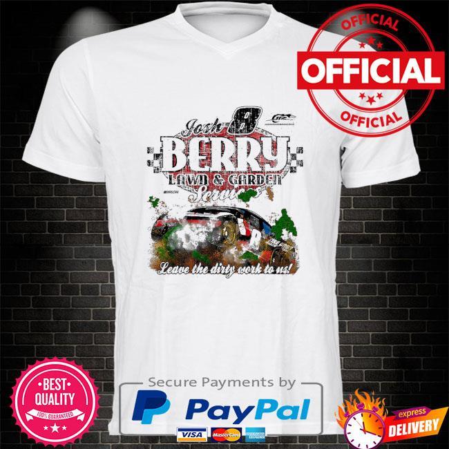 Official josh berry jr motorsports team apparel tire pros car shirt