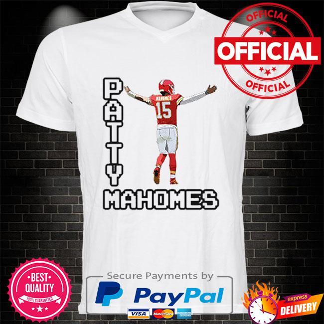 Patrick Mahomes Kansas City Chiefs shirt
