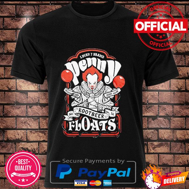 Pennywise Root Beer Floats Distressed Design shirt