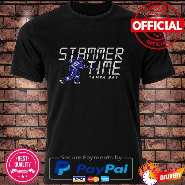 Stammer Time Steven Stamkos Tampa Bay Lightning shirt