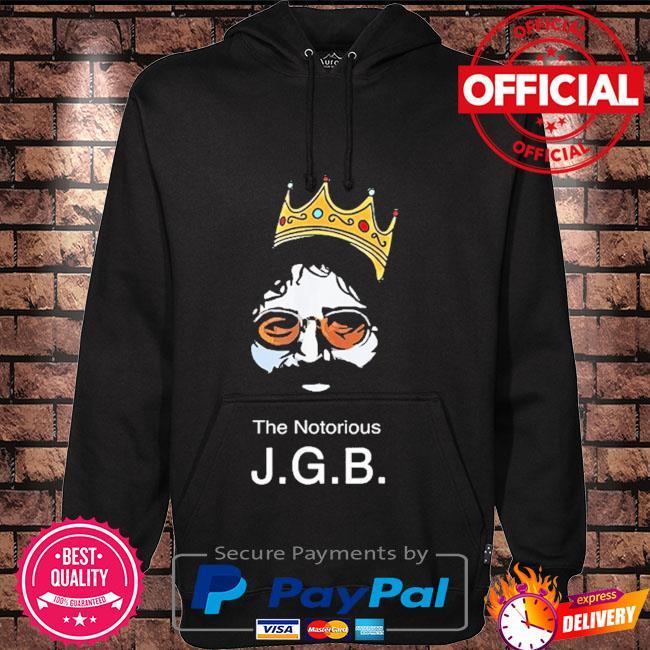 The Notorious JGB Shirt Hoodie black