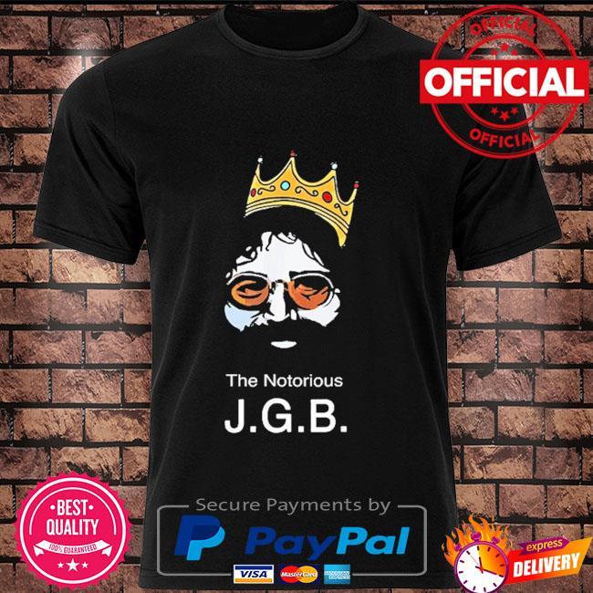 The Notorious JGB Shirt