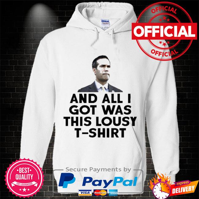 And all I got was this lousy t-s Hoodie white