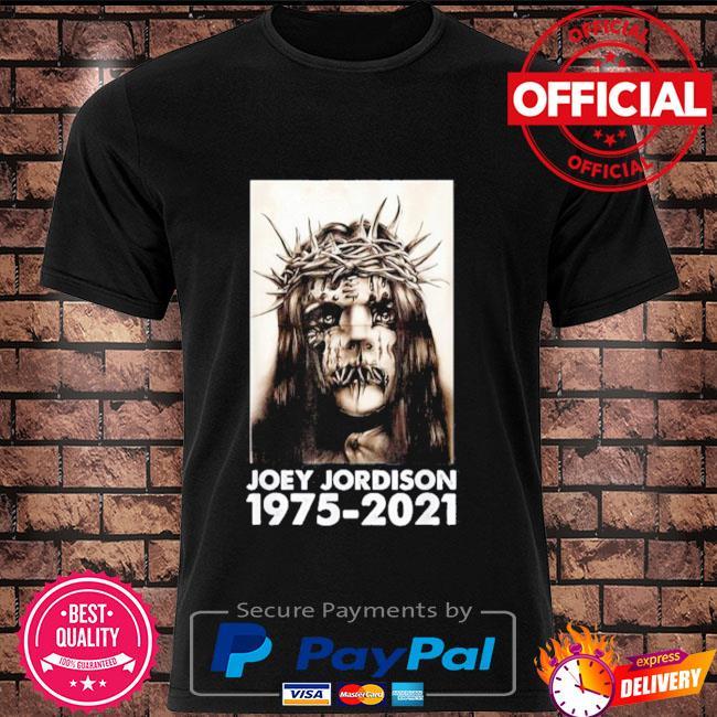 RIP Joey Jordison 1975-2021 Shirt