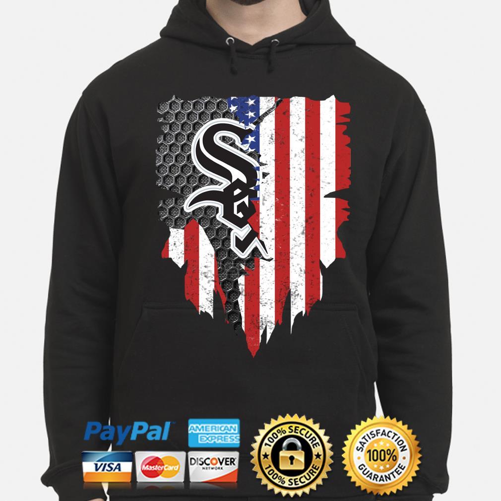 Chicago White Sox Inside American Flag Shirt hoodie