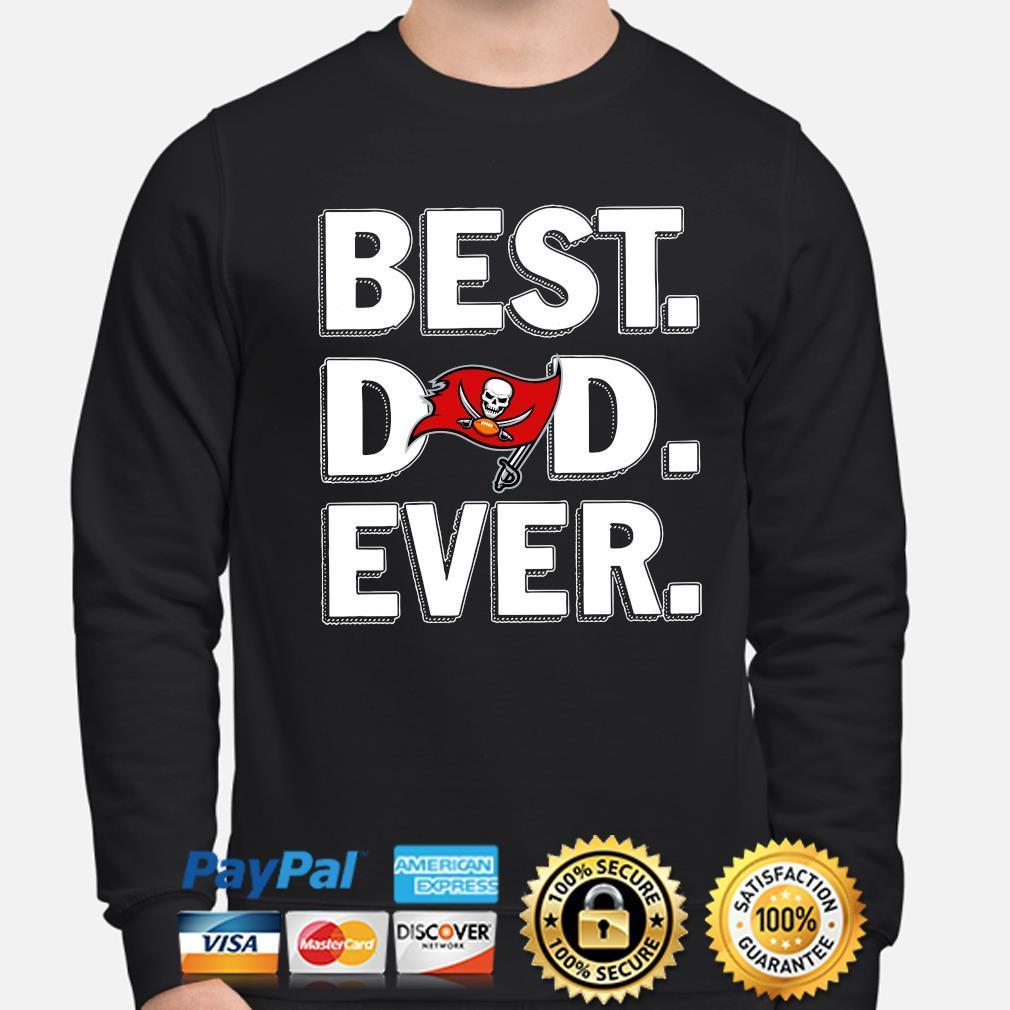 Tampa Bay Buccaneers Best Dad Ever s sweater