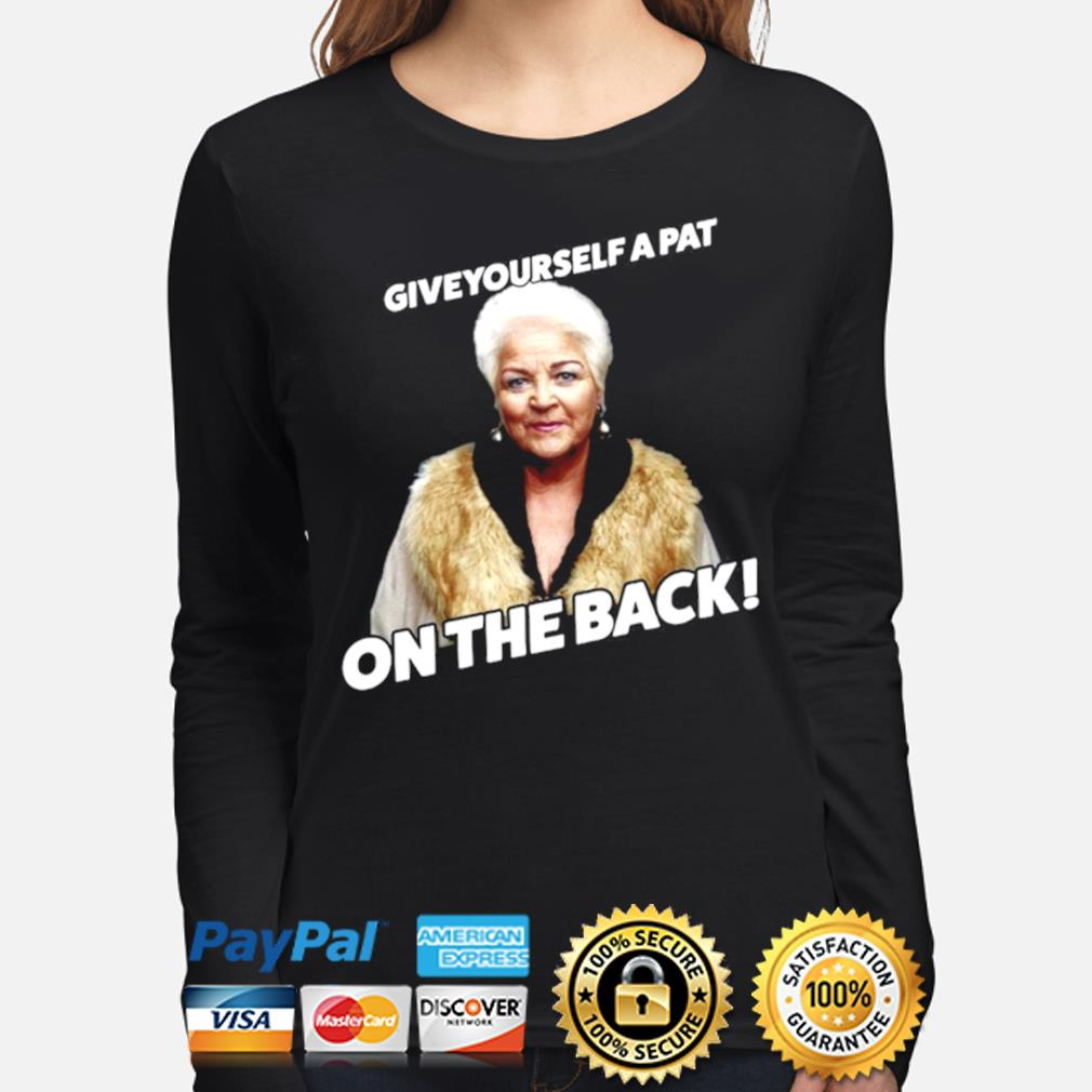 Give Yourself A Pat On The Back Eastenders Pat Butcher