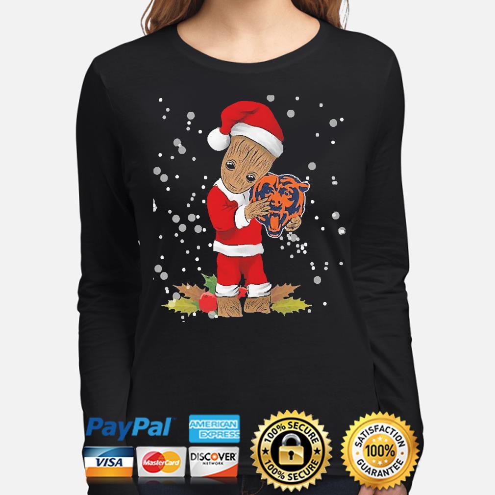 Bear Christmas Sweater Santa vs