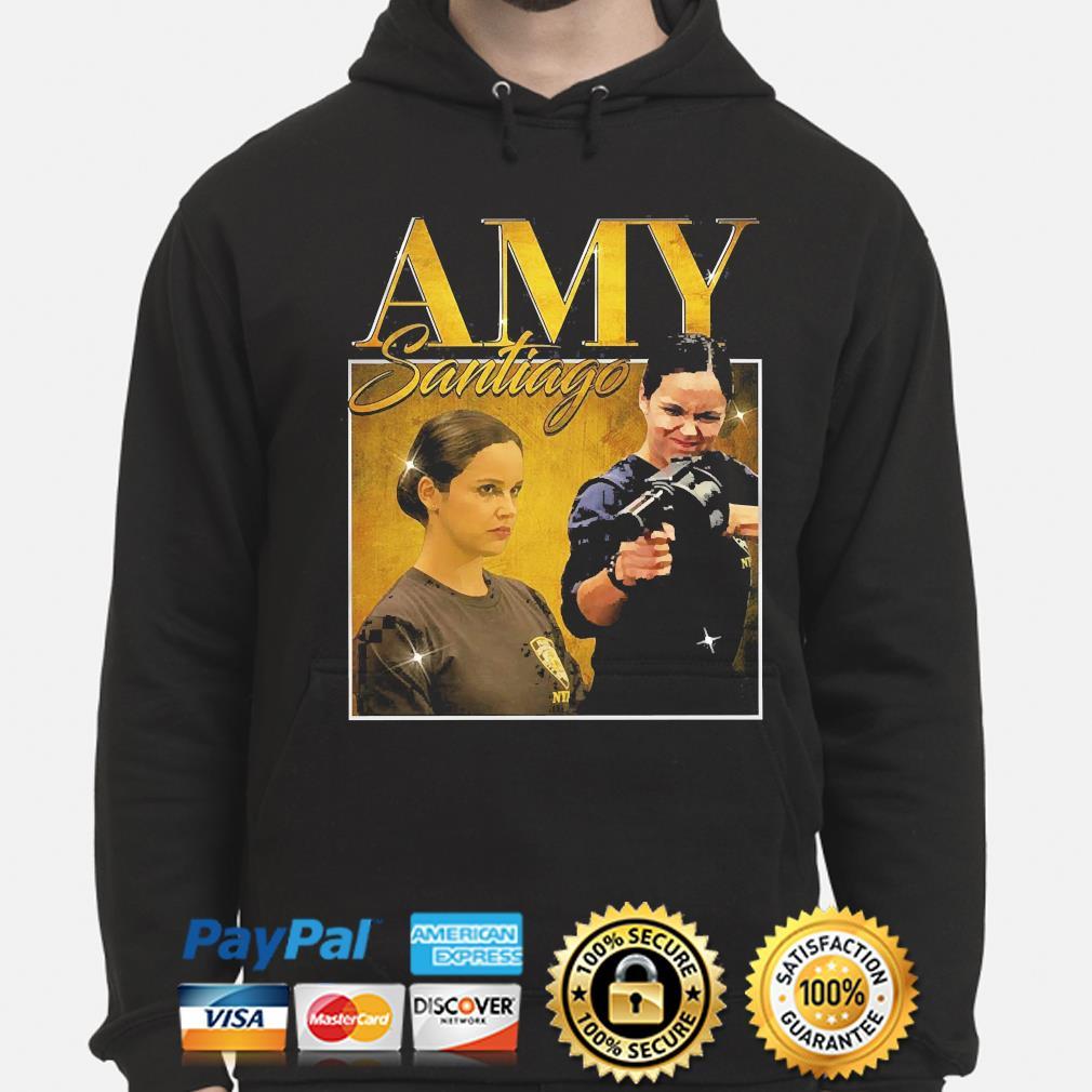 Amy santiago brooklyn 99 melissa fumero 90s s hoodie
