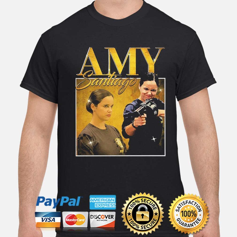 Amy santiago brooklyn 99 melissa fumero 90s s shirt