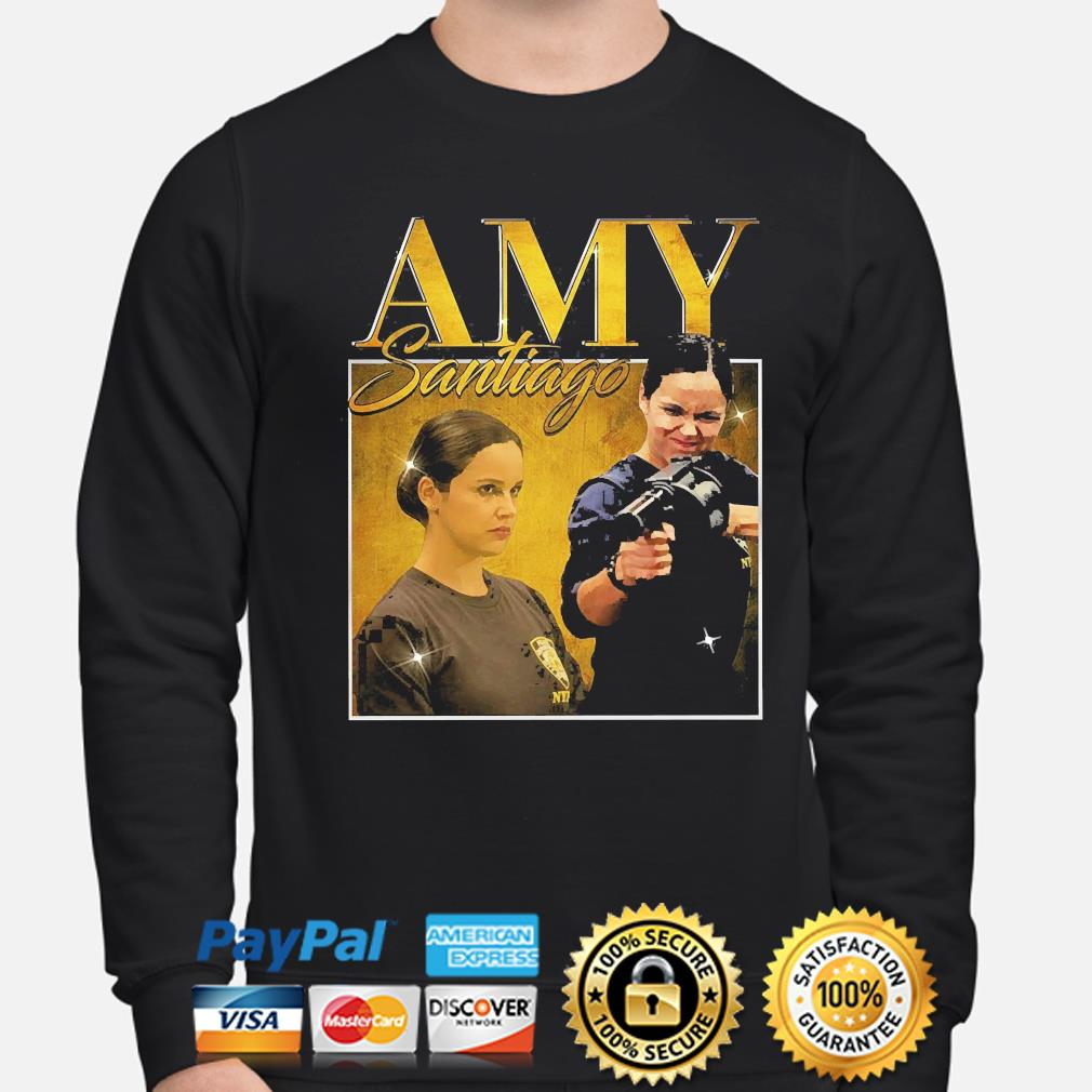 Amy santiago brooklyn 99 melissa fumero 90s s sweater