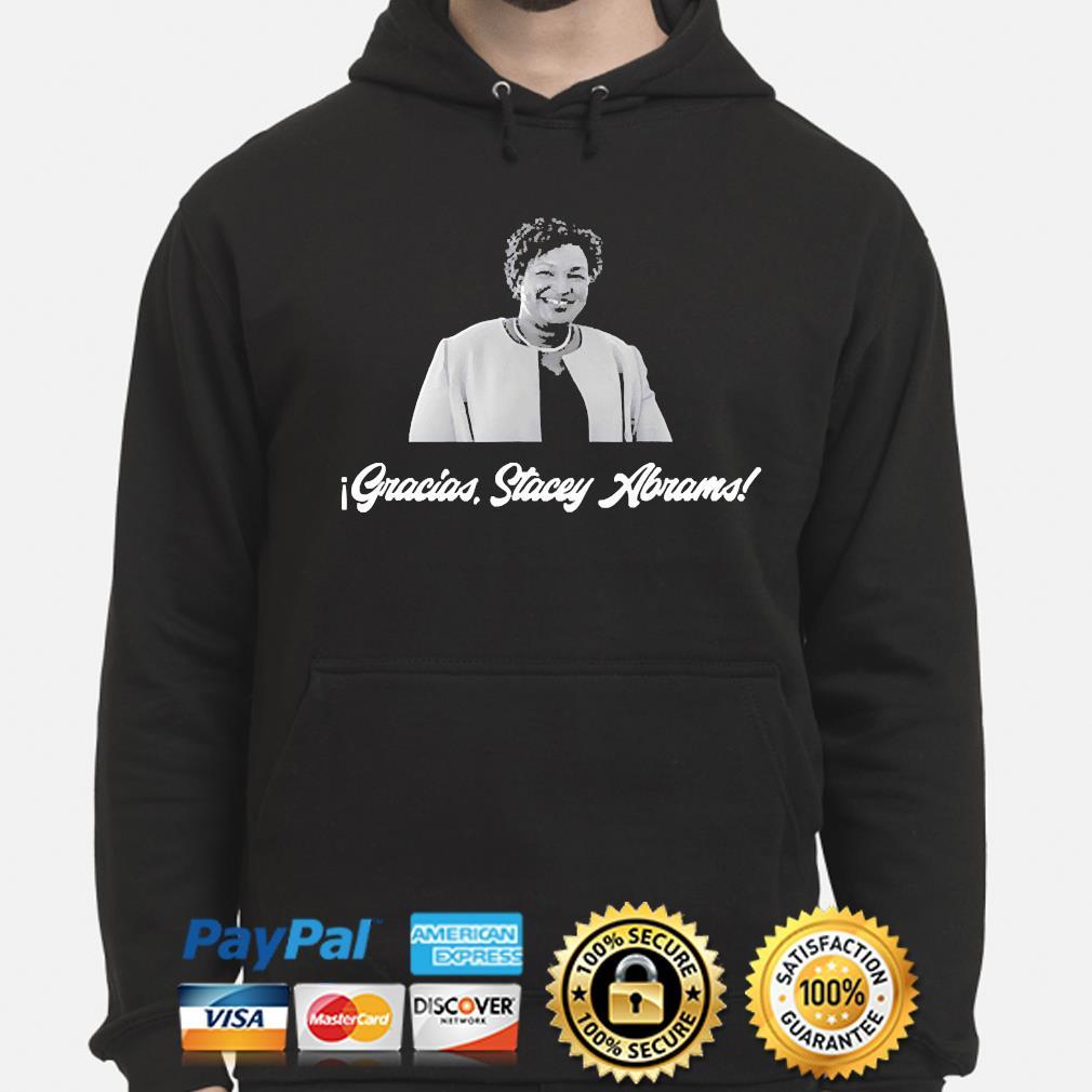 Gracias stacey abrams s hoodie