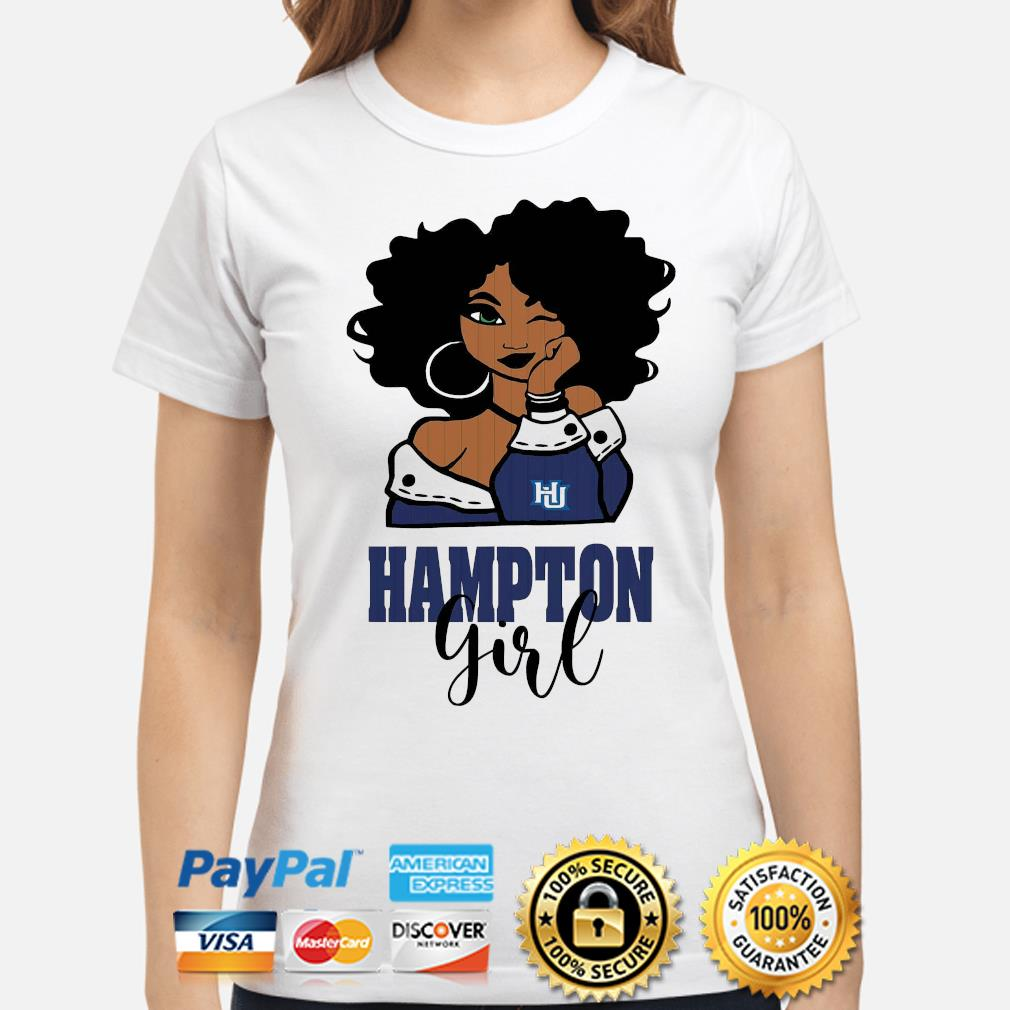 Hampton Girl s ladies-shirt